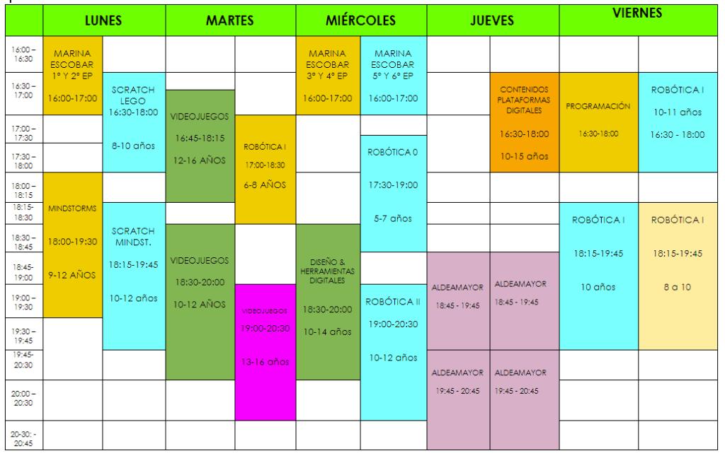 HORARIO-2018-2019
