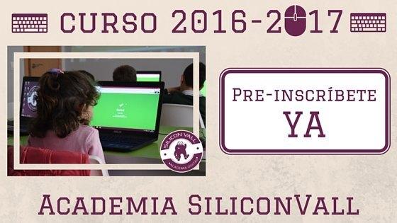 curso 2016-2017 siliconvall