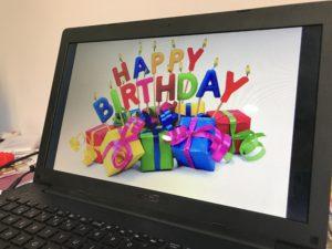 Cumpleaños SiliconVall Valladolid