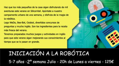 iniciacion robotica